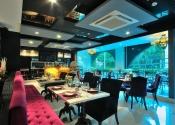 Restaurant in Skky Hotel